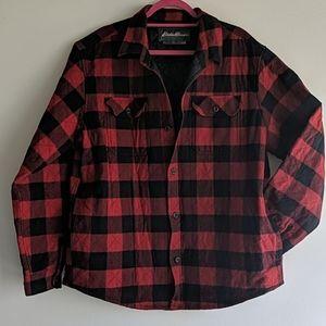 Eddie Bauer Plaid Jacket
